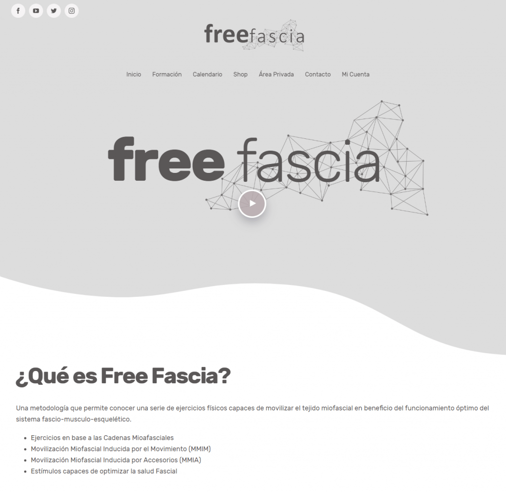Diseño Web para Freefascia